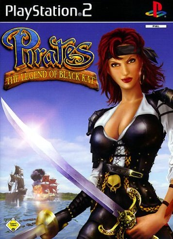 Pirates - The Legend of Black Kat (German) (PS2) -- via Amazon Partnerprogramm