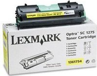 Lexmark Toner 1361754 yellow