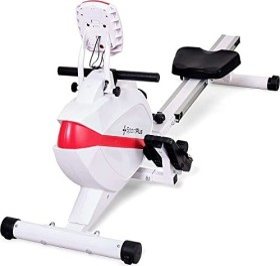 SportPlus rowing machine rowing machine white (SP-MR-008)