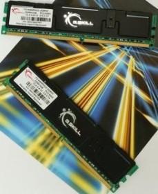 G.Skill Value DIMM Kit 1GB, DDR2-800, CL4-4-4-12 (F2-6400PHU2-1GBHZ)