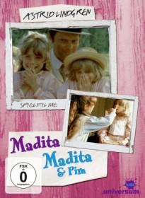 A. Lindgren: Madita/Madita & Pim