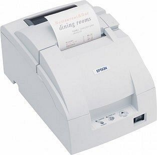 Epson TM-U220A, USB, white