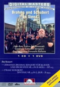 Gianluigi Gelmetti - Brahms und Schubert in Siena