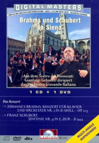 Gianluigi Gelmetti - Brahms und Schubert in Siena -- via Amazon Partnerprogramm