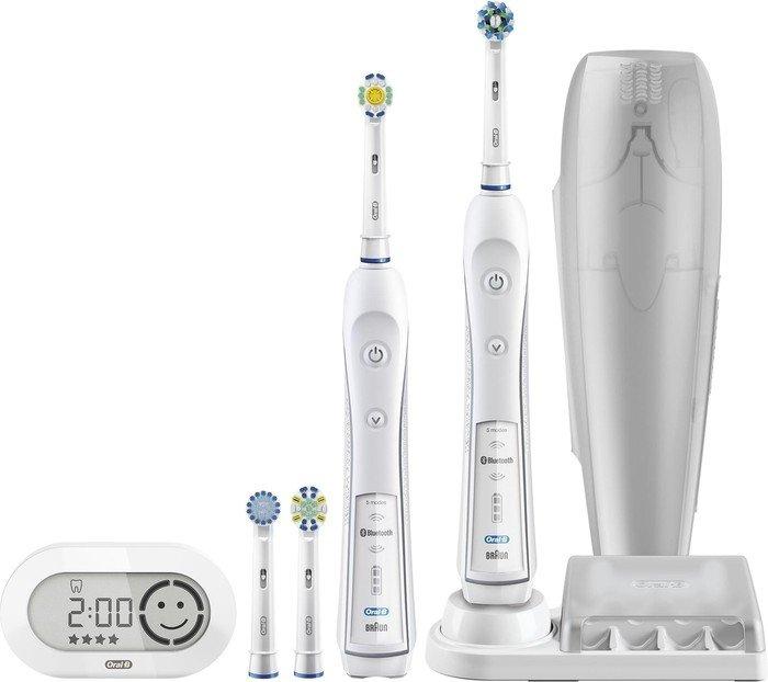 Oral-B PRO 6500 SmartSeries + 2. Handstück (105657)