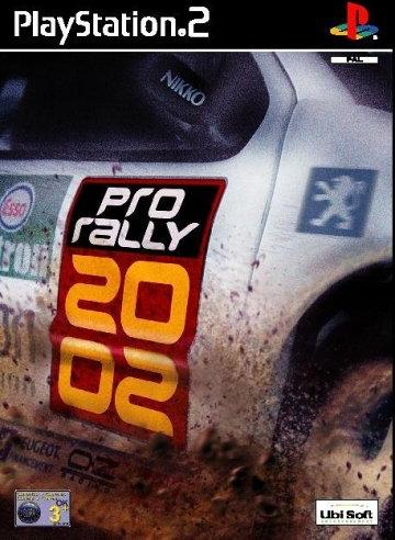 Pro Rally 2002 (German) (PS2) -- via Amazon Partnerprogramm