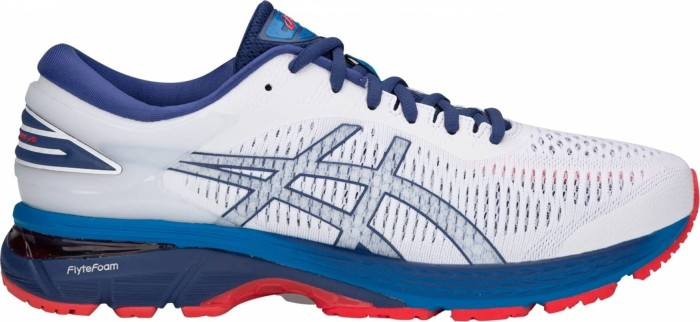 promo code 61639 16d1b Asics gel-Kayano 25 white blue print (men) (1011A019-100