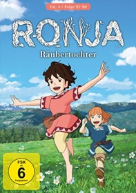 A. Lindgren: Ronja Räubertochter