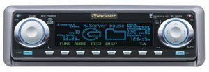 Pioneer DEH-P900HDD HDD-Amplitunery