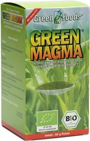 allcura Green Magma Gerstengrasextrakt Pulver, 80g (70500)