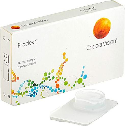 Cooper Vision Proclear Spheric, 6-pack -- via Amazon Partnerprogramm