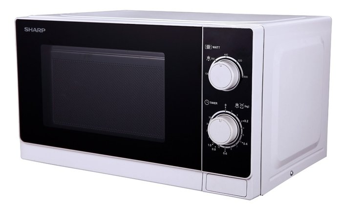Sharp R-200WW microwave