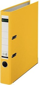 Leitz quality-folder 180° plastic 52mm, yellow (10155015)