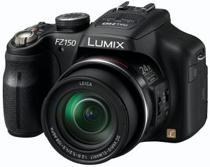 Panasonic Lumix DMC-FZ150 black