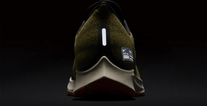 Nike Air Zoom Pegasus 35 Shield olive flakblackstringmetallic silver (Herren) (AA1643 300) ab € 99,45