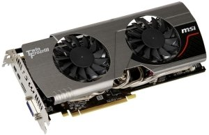 MSI R7950 Twin Frozr 3GD5/OC V2, Radeon HD 7950, 3GB GDDR5, DVI, HDMI, 2x mini DisplayPort (V277-019R)