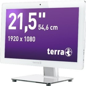 Wortmann Terra All-in-One-PC 2211wh Greenline, Core i5-7500, 8GB RAM, 250GB SSD (1009615)
