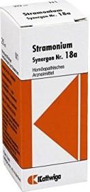 Synergon Nr. 18a Stramonium Tropfen, 20ml