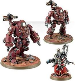Games Workshop Warhammer 40.000 - Adeptus Mechanicus - Kastelan Robots (99120116019)