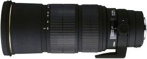 Sigma AF 120-300mm 2.8 EX APO HSM IF für Sigma schwarz (529956)