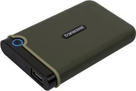 Transcend StoreJet 25M3 grün 1TB, USB 3.0 Micro-B (TS1TSJ25M3E)
