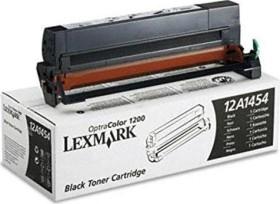 Lexmark Toner 12A1454 black