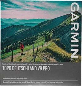 Garmin Topo Deutschland V9 Pro Gesamt auf SD Speicherarte (deutsch) (PC) (010-11288-07)