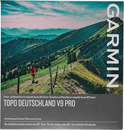 Garmin Topo Deutschland V9 Pro Gesamt auf SD Speicherarte (deutsch) (PC) (010-11288-07) -- via Amazon Partnerprogramm