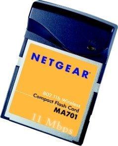 Netgear MA701, 11Mbps CompactFlash Card