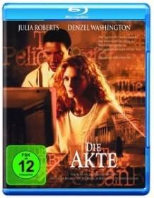 Die Akte (Blu-ray)