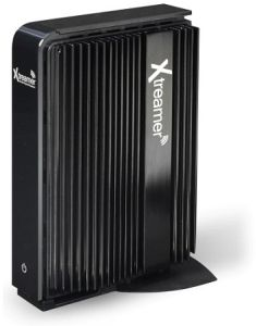Xtreamer incl. passive cooler, USB 2.0/LAN