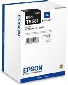 Epson Tinte 86 schwarz (C13T866140)