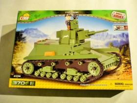 Cobi Small Army WW2 7TP Tank (2456)