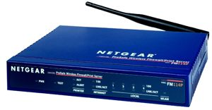 Netgear FM114P