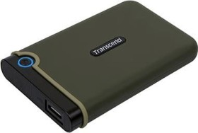 Transcend StoreJet 25M3 grün 2TB, USB 3.0 Micro-B (TS2TSJ25M3E)