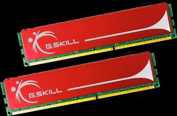G.Skill DIMM Kit  2GB, DDR2-800, CL5-5-5-15 (F2-6400CL5D-2GBNQ)