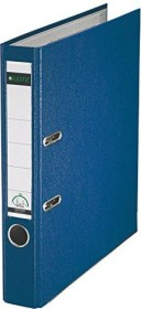 Leitz Qualitäts-Ordner 180° Plastik 52mm, blau (10155035)