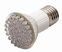 Transmedia LED Reflektor 2W/E27 WW klar (LL3-48W)