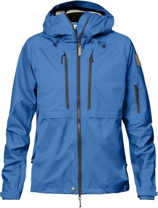 6c13ddfa Fjällräven Keb Eco-Shell Jacket un blue (ladies) (F89600-525 ...