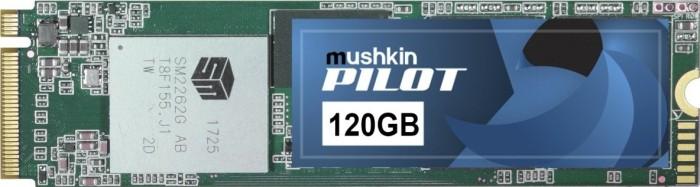 Mushkin pilot 120GB, M.2 (MKNSSDPL120GB-D8)