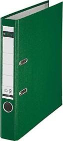 Leitz Qualitäts-Ordner 180° Plastik 52mm, grün (10155055)