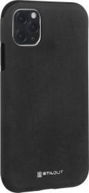 Stilgut Alcantara Cover für Apple iPhone 11 Pro Max schwarz (B08292K1JY)