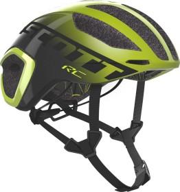Scott Cadence Plus Helm radium yellow/dark grey (275183-6514)