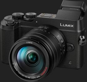 Panasonic Lumix DMC-GX8 schwarz mit Objektiv Lumix G Vario 14-140mm 3.5-5.6 ASPH OIS (DMC-GX8H)