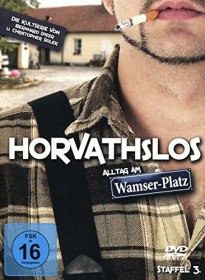 Horvathslos - Staffel 3 - Alltag am Wamserplatz (DVD)