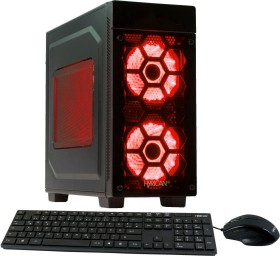 Hyrican Striker 5673 red (PCK05673)