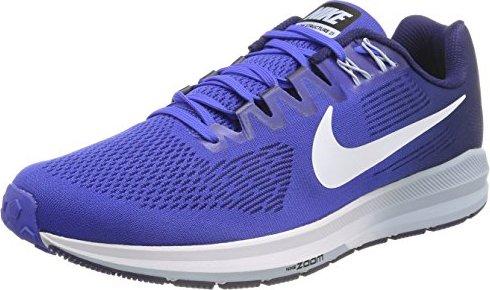 Nike Air zoom Structure 21 mega blue binary blue light armoury blue white 96c69183cf71
