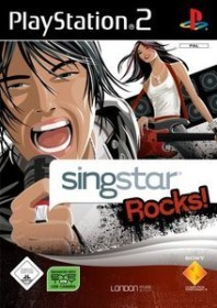SingStar: Rocks (PS2)