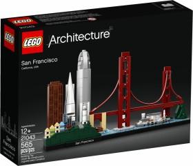 LEGO Architecture - San Francisco (21043)