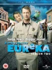 A Town Called Eureka Season 2 (DVD) (UK)